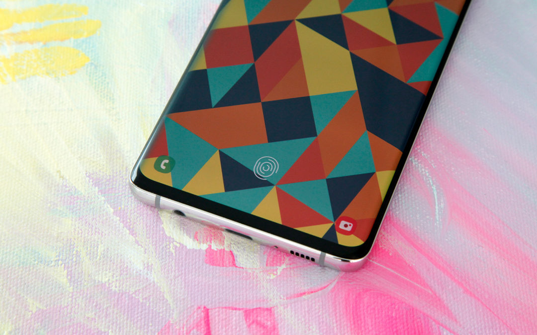 This is our first look at Samsung's Galaxy Note 10 design – BGR