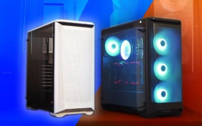 Phanteks Focuses on AIRFLOW – P400A & Evolv SHIFT Air Case – HardwareCanucks