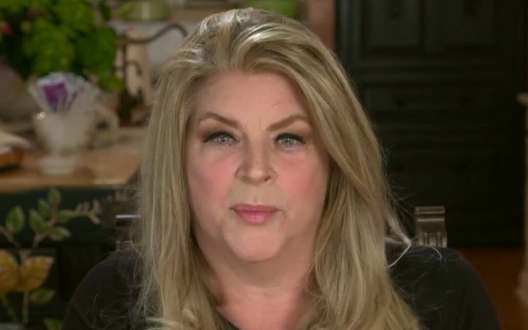 Pro-Trump actress Kirstie Alley slams CNN's COVID coverage: 'Fear of dying is their mantra'