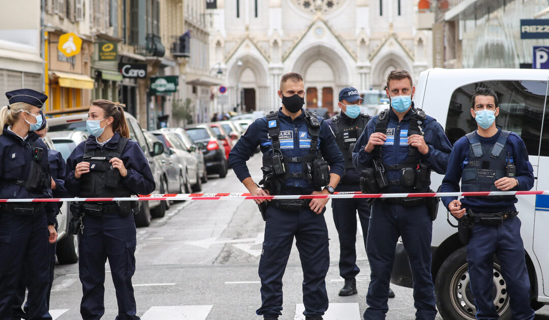 France makes new arrests over Nice church attack