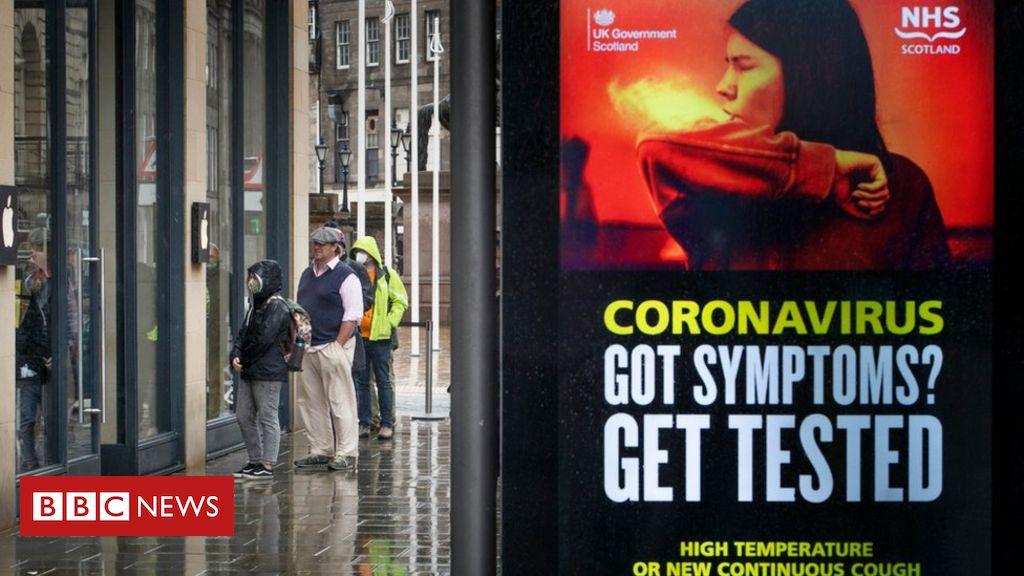 Covid in Scotland: Sturgeon faces 'dilemma' over lockdown decision