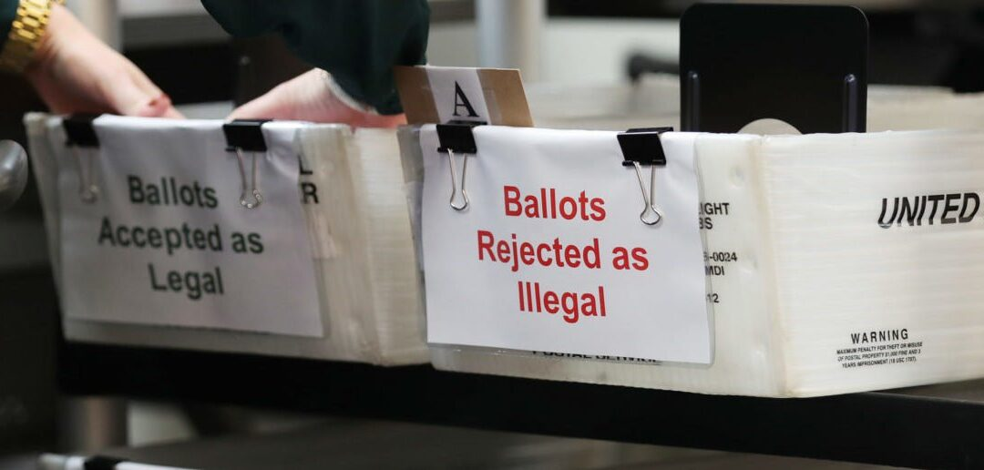 FACT CHECK: Viral Post Falsely Claims 23% Of Mail-In Ballots In Miami-Dade County Were Rejected For Missing Signatures