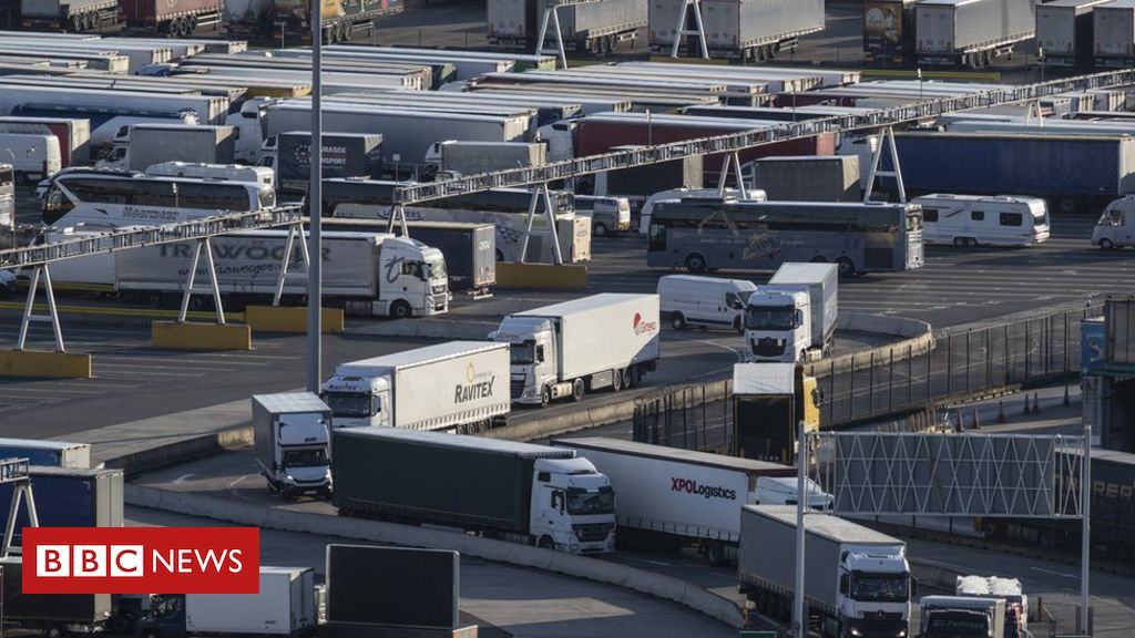 Coronavirus: Hauliers included in Denmark restrictions