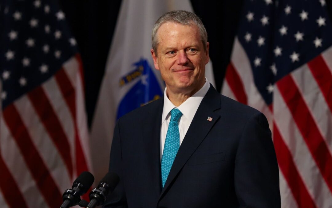 Massachusetts Governor Charlie Baker Calls Trump's Claims Of Voter Fraud 'Wildly Inappropriate'