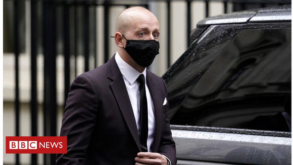 Lee Cain: Senior Johnson adviser to leave Downing Street