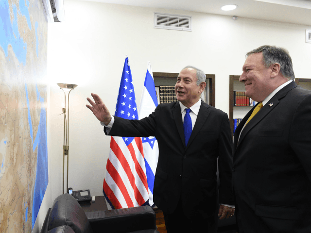 Report: Pompeo to Become First US Secretary of State to Visit Israeli Settlement