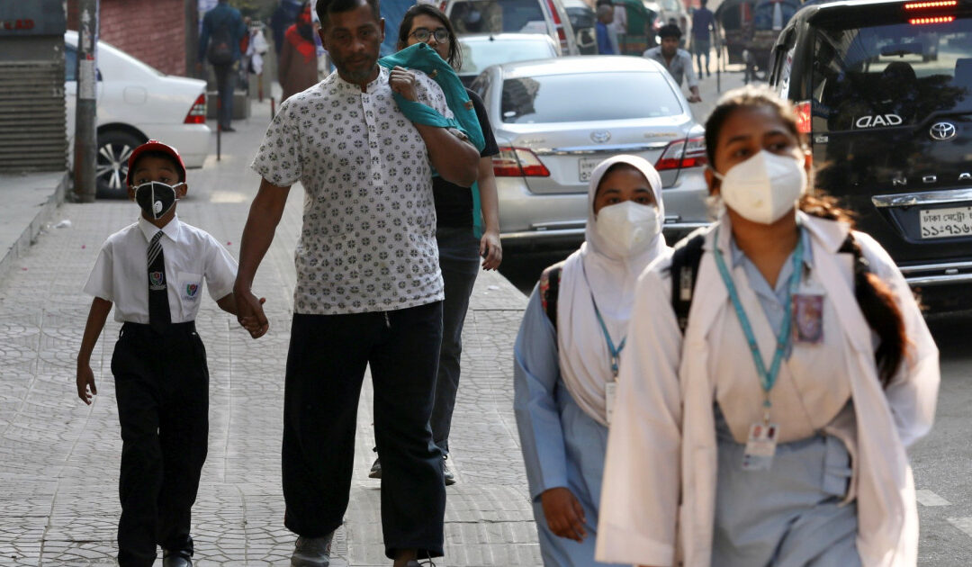 Bangladesh extends school shutdown over second COVID-19 wave