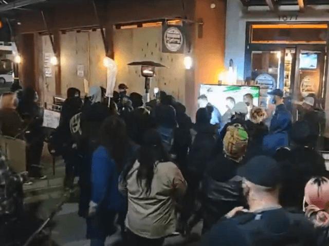 Police Ignore BLM Attacks on RestaurantPatron, Staff in San Francisco Suburb