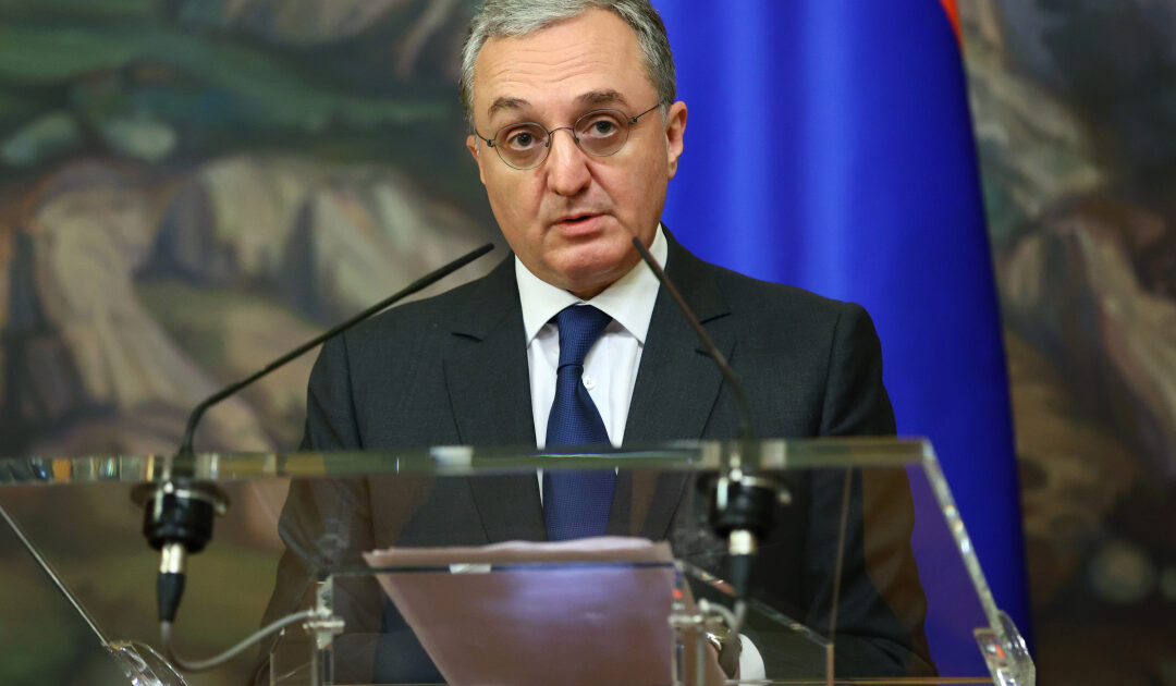 Armenia foreign minister quits as gov't under fire over ceasefire