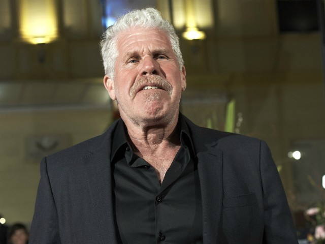 Ron Perlman: 'I Feel Like Lindsey Graham Is Ripe for an A** F**king'