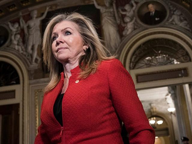 Sen. Marsha Blackburn: Big Tech Censorship Is Election Interference