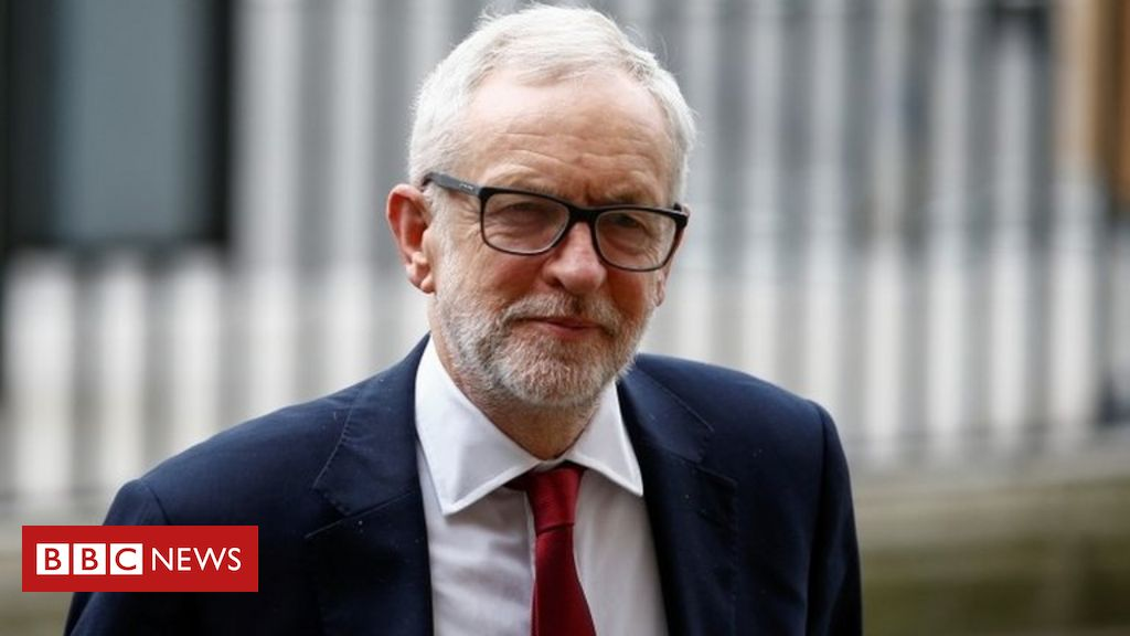 Jeremy Corbyn: Labour readmits ex-leader after anti-Semitism row