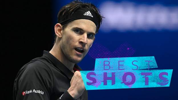 ATP Finals: Dominic Thiem beats Rafael Nadal in straight sets
