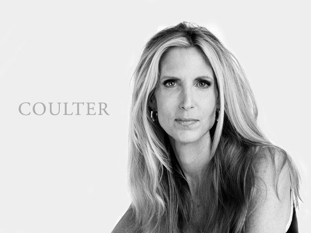 Ann Coulter: Gee, Why Can't Trump Accept Defeat Like the Democrats?