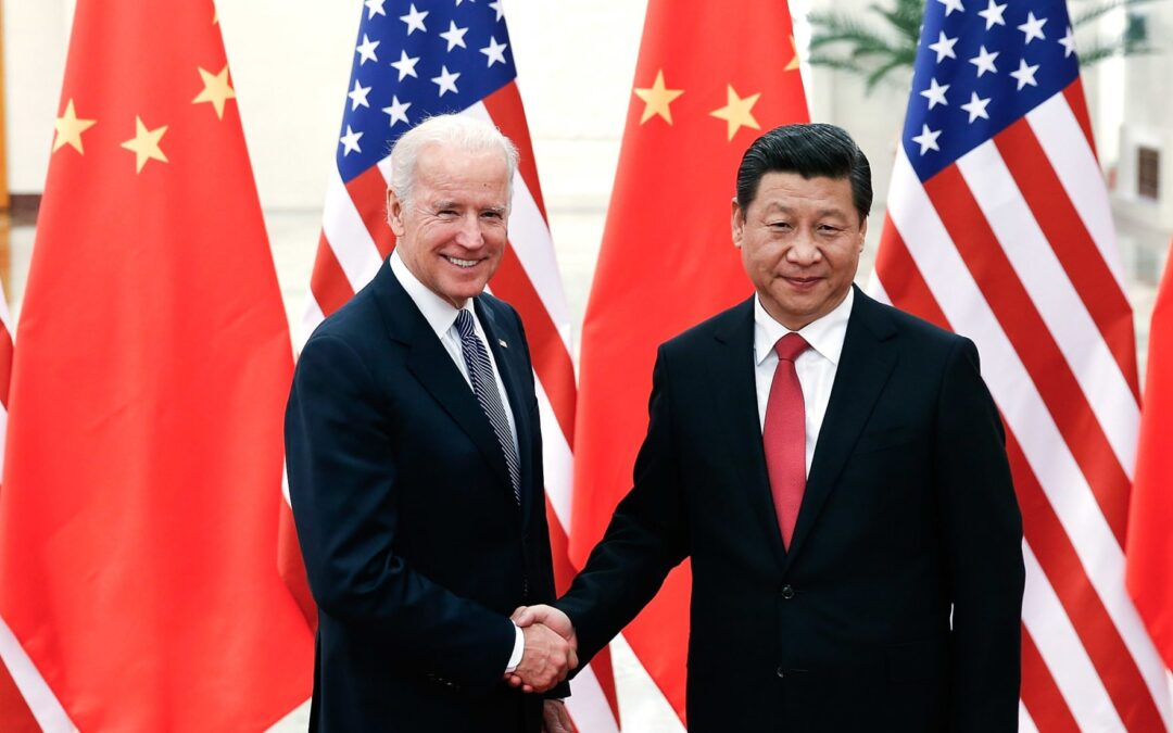 Firm Linked To Top Biden Advisor Is Lobbying To Soften US Trade Policy Towards China