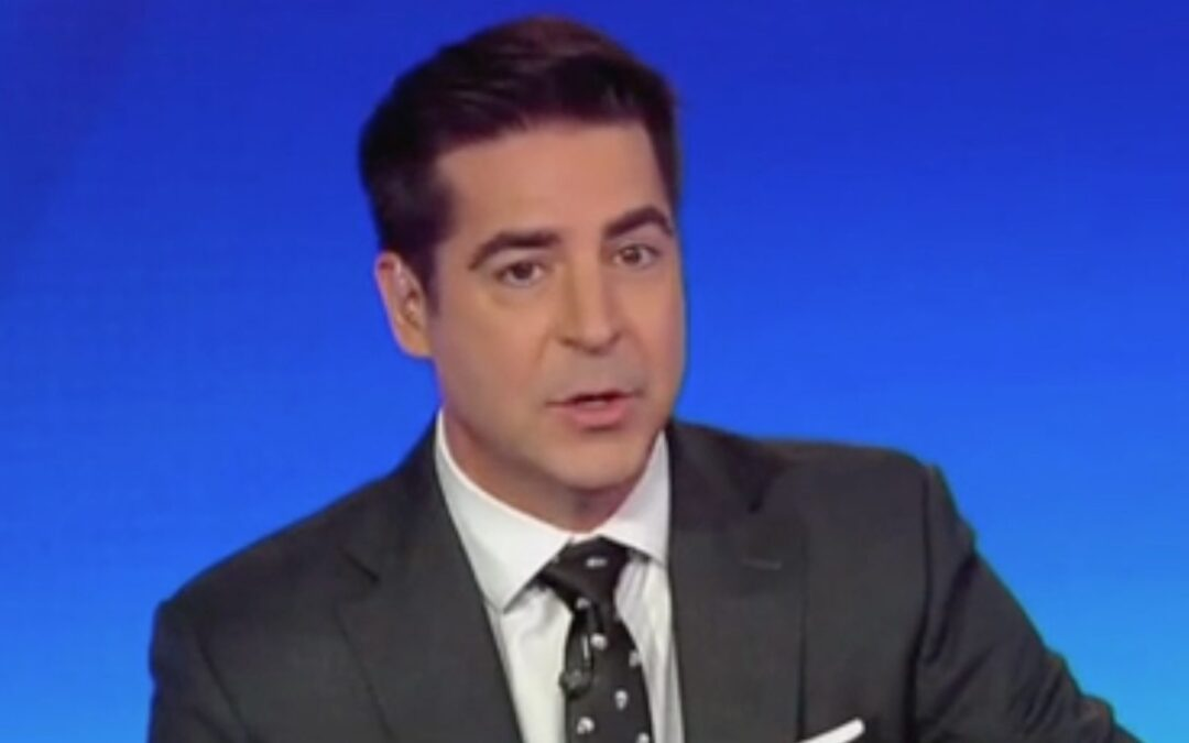 'It's Kind Of Like Having A Fat Trainer': Jesse Watters Slams Hypocritical COVID Regulations