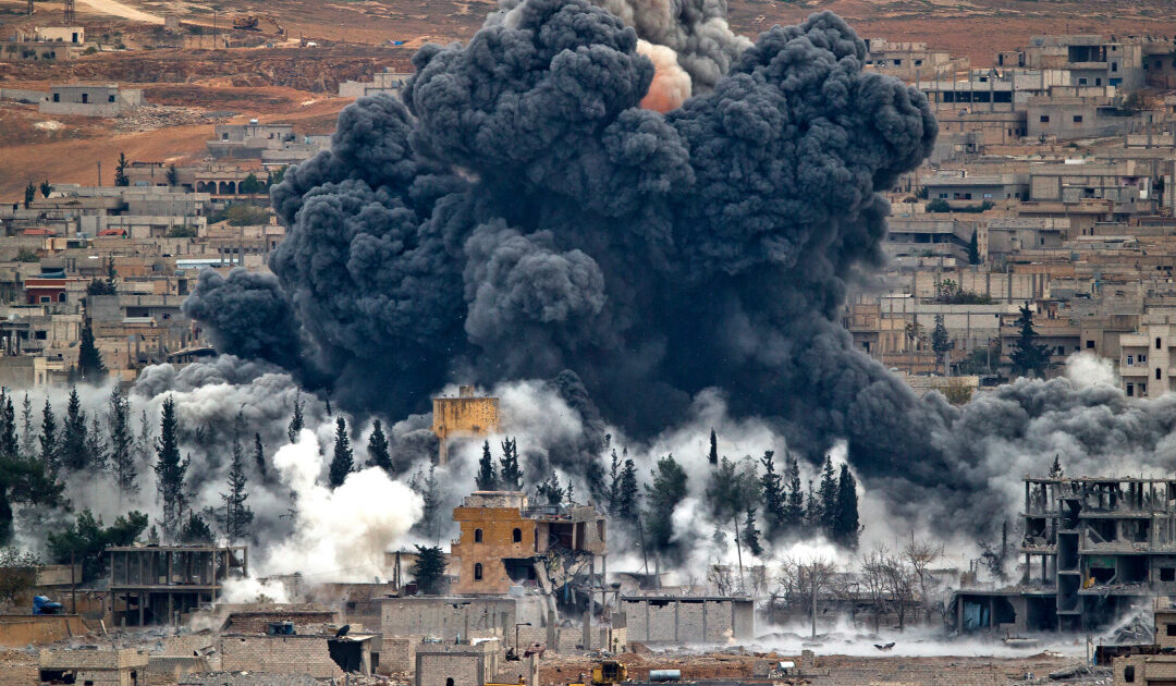 US military releases data on civilian harm in war on ISIL