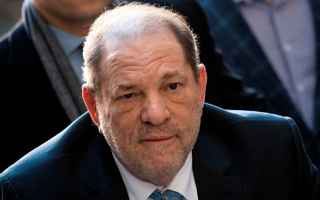 Sexual assault claim against Harvey Weinstein withdrawn