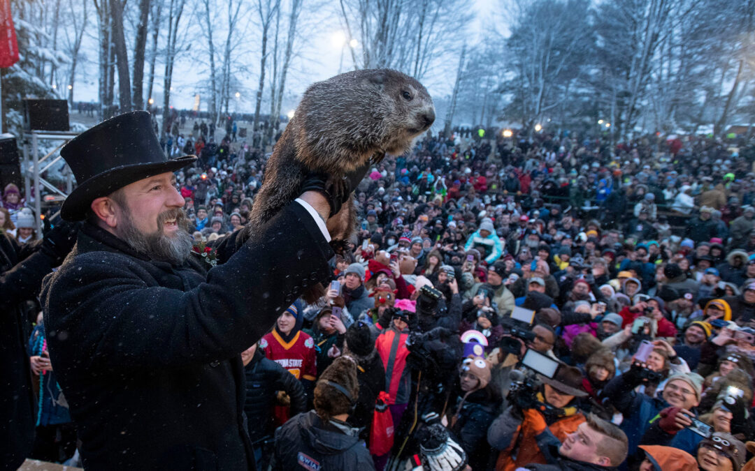 COVID-19 will keep Pennsylvania crowds away on Groundhog Day