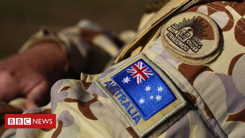 Australian elite soldiers killed Afghan civilians, report finds