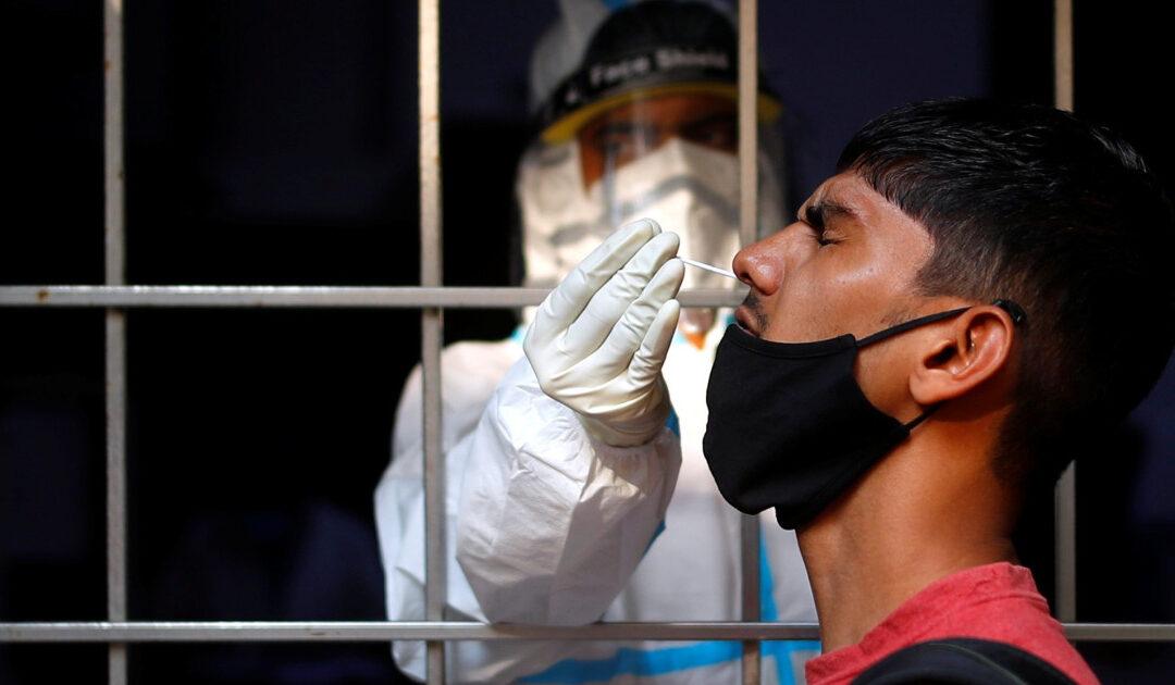 India's coronavirus cases surpass 9 million