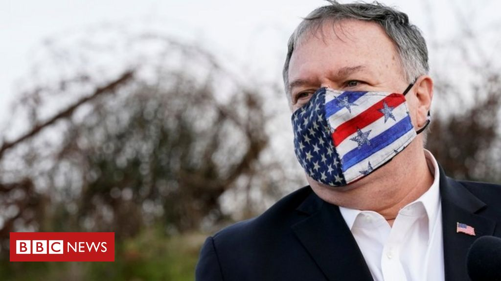 Trumplomacy: Mike Pompeo eyes history on Israel swansong trip
