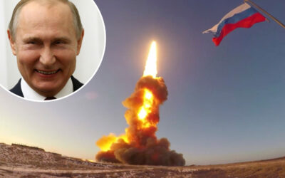 Russia tests 9,000mph missile that can blow up satellites…