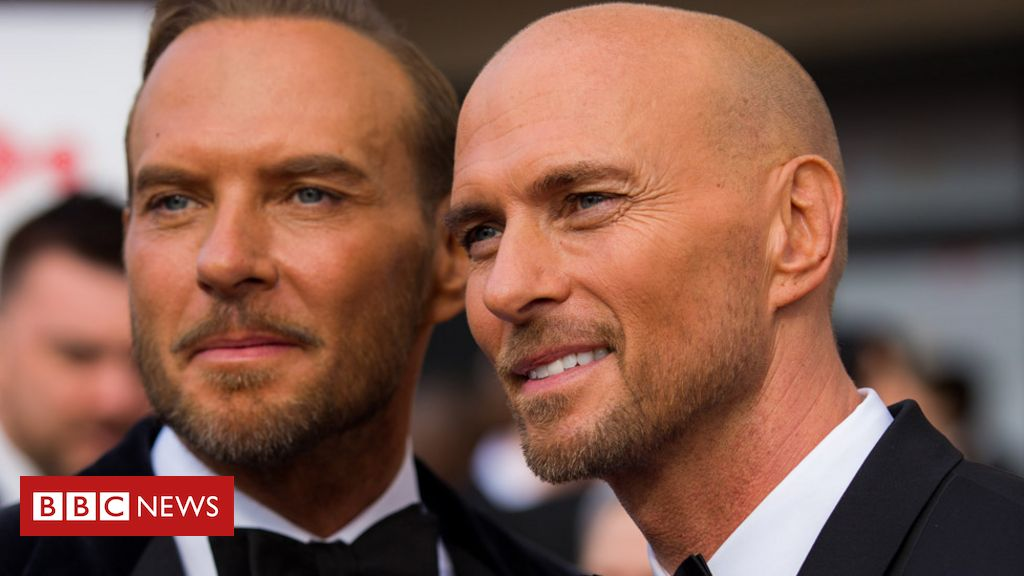 'Bros is back': Luke Goss on his Christmas film and making up with Matt