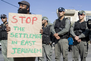 Eviction of Palestinians in Sheikh Jarrah part of Israeli policy