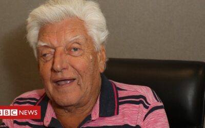 Recollections of 'enormous' Dave Prowse