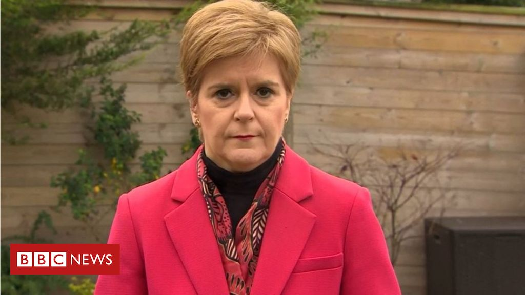 Covid in Scotland: Sturgeon defends handling of pandemic