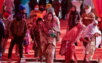In Pictures : Sikhs mark Guru Nanak's 551st birth anniversary