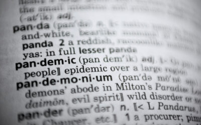 'Pandemic' named 2020 word of the year by Merriam-Webster