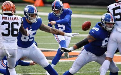 Giants' Graham Gano sharp in return from 'terrible' COVID-19 quarantine