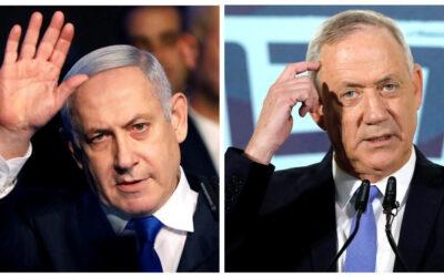 Israel's Gantz to back bill to dissolve parliament, force vote