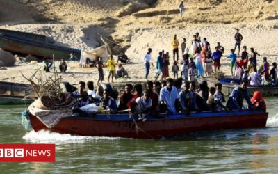 Ethiopia's Tigray crisis: 'How the conflict made my uncle a refugee in Sudan'