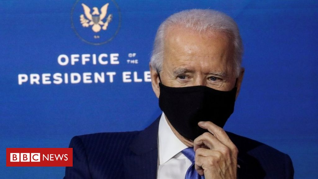 Biden to ask Americans to wear masks for 100 days