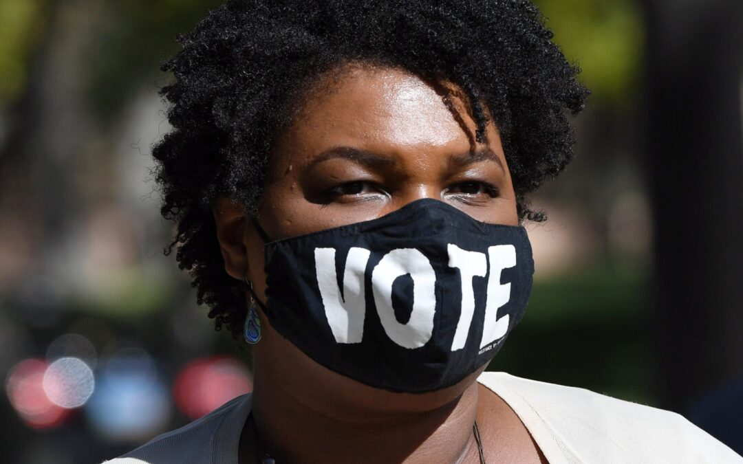 Here's How Democrats Think They're Going To Win The Georgia Runoffs