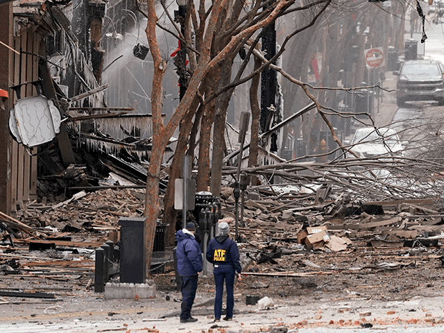 Explosion Rocks Nashville: 'Intentional' but Meant to Limit Casualties