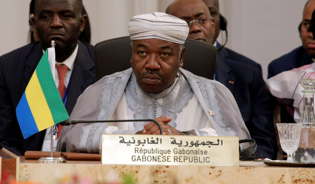 Gabon approves constitutional change if president incapacitated