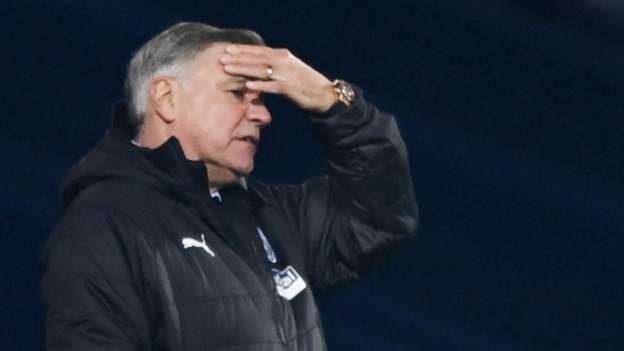 Leeds thrash Allardyce's West Brom after Sawyers' 25-yard own goal