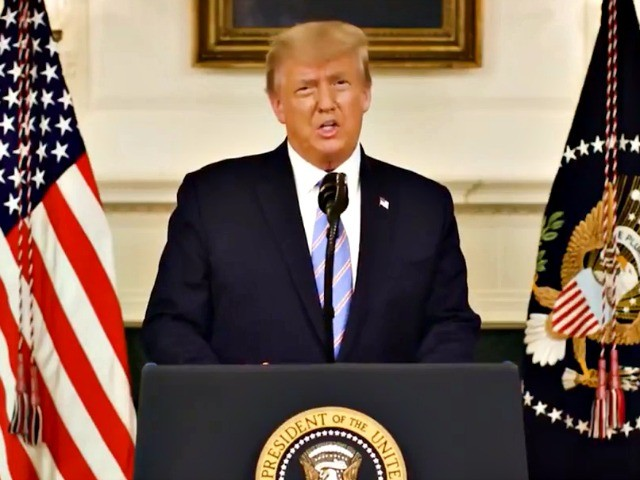 Donald Trump Announces Plan for 'Smooth Transition of Power' to Joe Biden