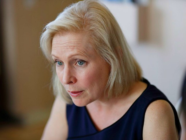 Gillibrand: White Capitol Rioters Exposed 'Institutional Racism' in Policing, Black Protesters 'Would HaveBeen Shot'