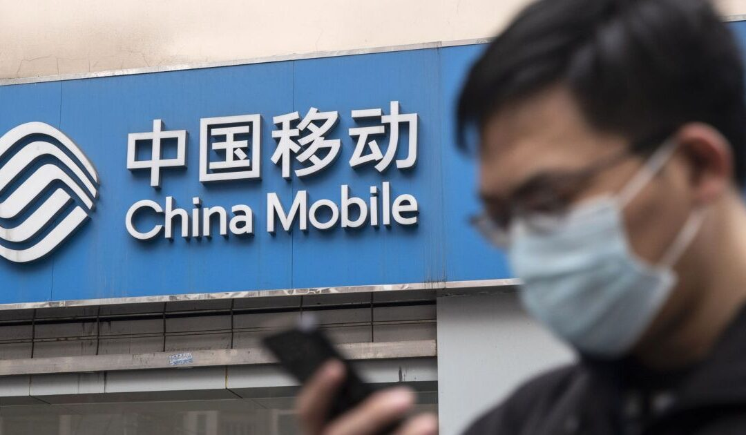 Index compiler MSCI to remove China telecom firms after Trump ban