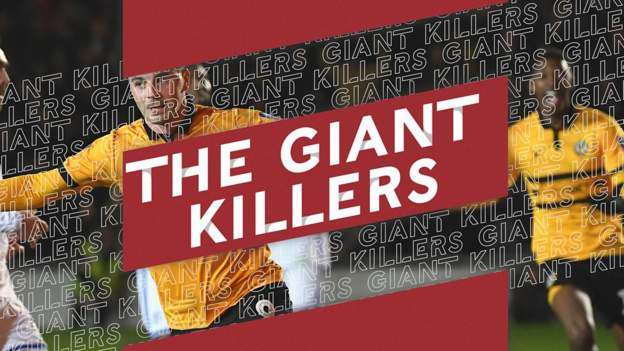 FA Cup shocks: Enter the giant killers