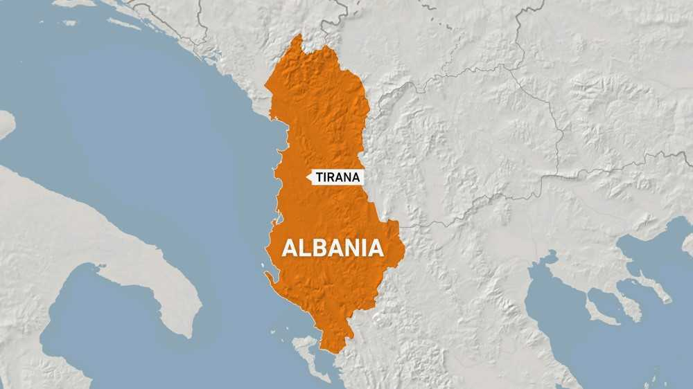 Dozens of stranded Syrian refugees rescued off Albanian coast