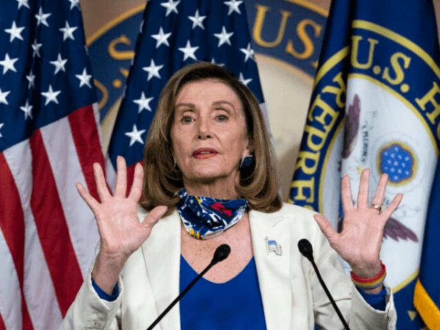 Pelosi Invokes Nixon, Calls on GOP to Impeach Trump