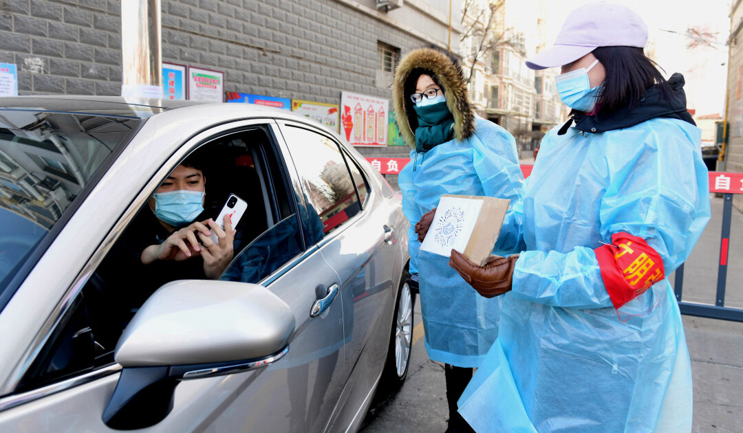 China imposes tough restrictions to stamp out Hebei outbreak