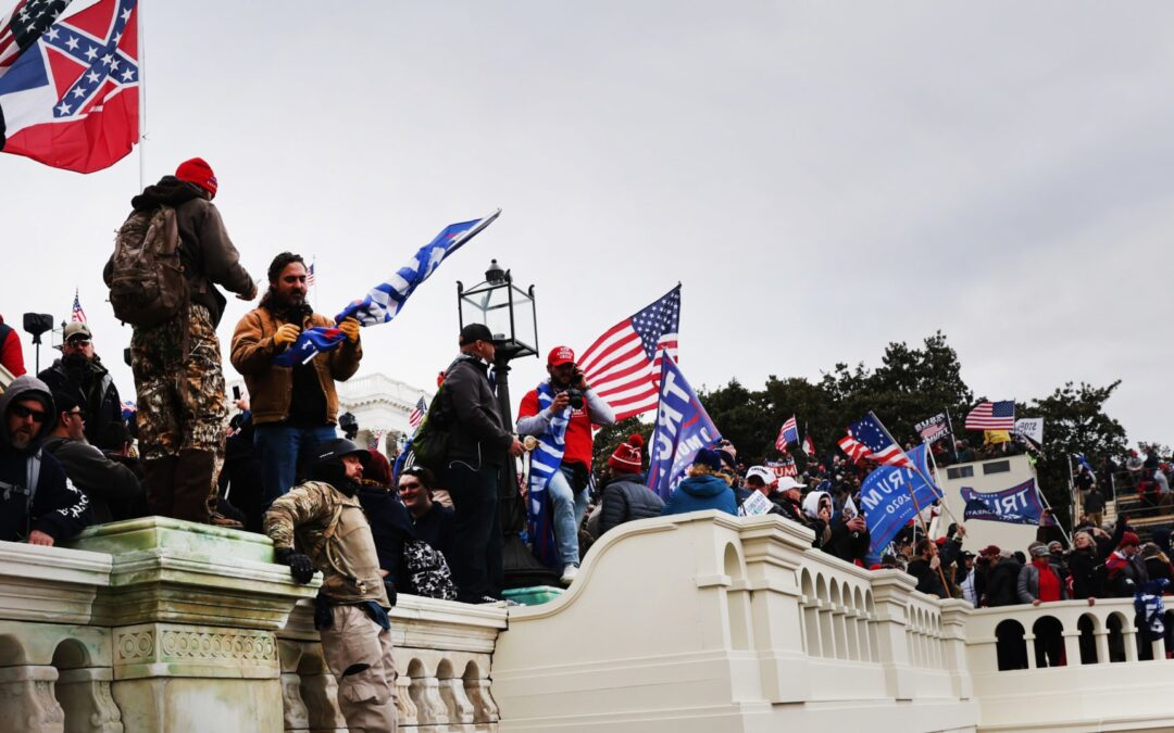 FACT CHECK: Did NPR Publish A Headline About The Capitol Riot Before It Occurred?