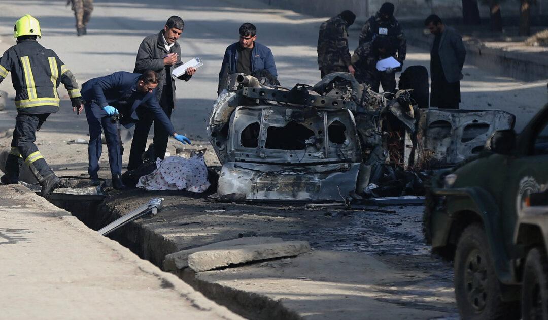 Insider attack: A dozen Afghan militiamen killed by colleagues